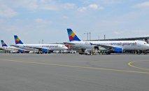 Самолеты авиакомпании Small Planet Airlines