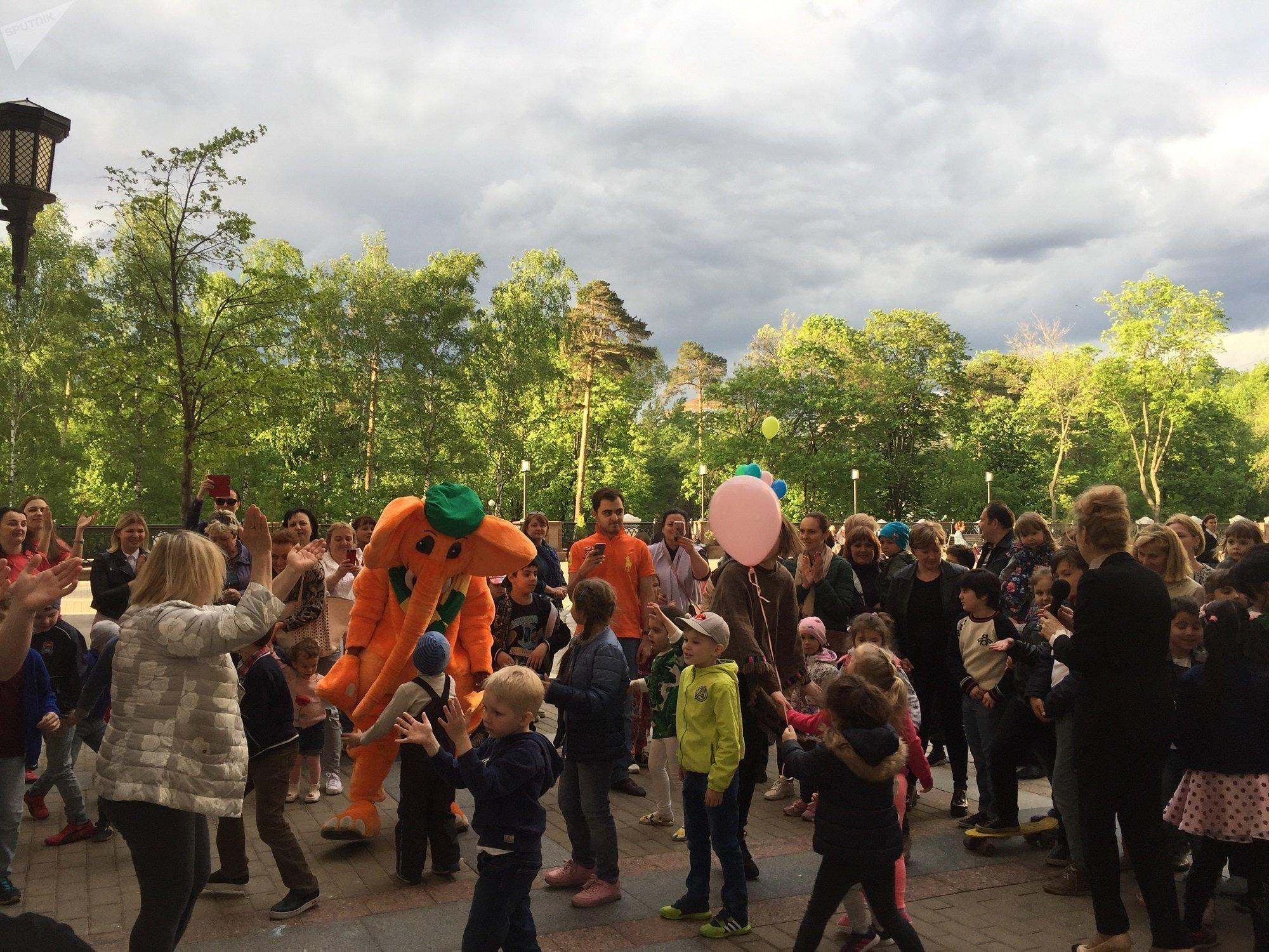 Открытие частной школы Кереселидзе-Перекрест в Москве
