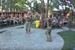 Грузинские военные отметили День независимости Грузии в Афганистане