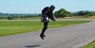 Ричард Браунинг, основатель стартапа Gravity, презентовал первый работающий прототип знаменитого костюма Тони Старка