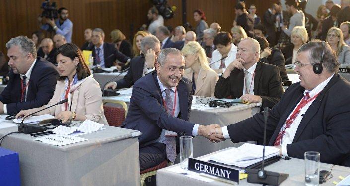 Украина сказала ПАНАТО доклад овзаимодействии РФ стерорестичнимы организациями