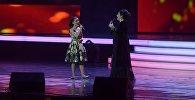 Нана Вардзелашвили и Тамара Гвердцители на концерте Ты супер!