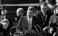 ჯონ კენედის ინაუგურაცია, 1961 წლის 20 იანვარი