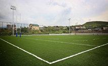 Новый тренировочный комплекс для регбистов