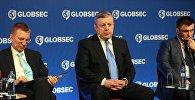 Премьер Грузии Георгий Квирикашвили на форуме GLOBEC