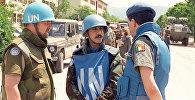 Войска ООН в Сараево