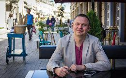Бизнесмен из Украины Владимир Холмогоров