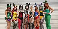 В Лондоне прошел фестиваль Comic Con. Дважды в год  этот «кузен» легендарного американского фестиваля собирает более 130000 фанатов анимэ, комиксов, косплея, видеоигр, а также фантастических книг, фильмов и сериалов