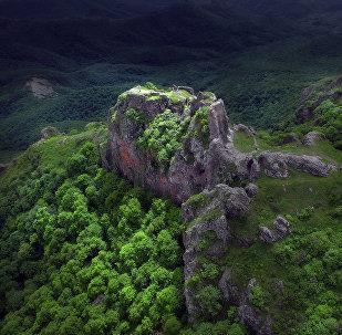 Коджорская крепость Азеула