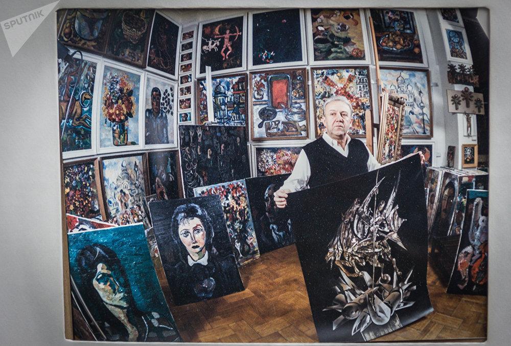 Зураб Церетели сегодня является автором более 5000 произведений в сфере изобразительного искусства
