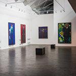 Один из залов в Музее современного искусства Зураба Церетели MOMA TBilisi, где выставлены работы знаменитого скульптора и живописца