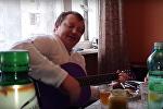 Бэк-вокалисты группы Лениград в гостях у друзей в Тбилиси