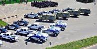 Празднование Дня полиции в Грузии