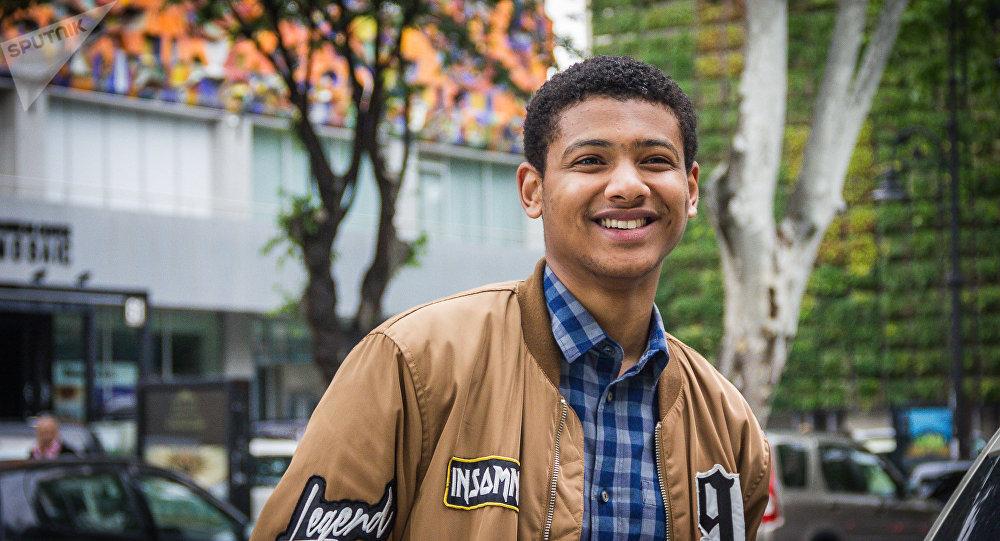 Бади Ахмед из Дубая