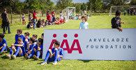 Торжественное мероприятие, посвященное первому году программы Футбольная терапия