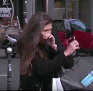ვიდეოკლუბი - პარიზული გაკვეთილი: ნუ ჩახედავ სიკვდილს თვალებში