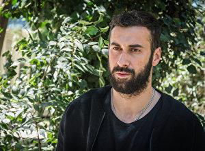 Вратарь сборной Грузии по футболу Георгий Лория
