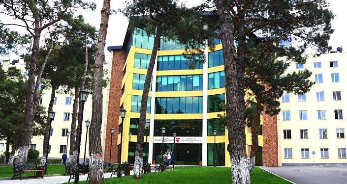 Клиника имени Вахтанга Бочоришвили