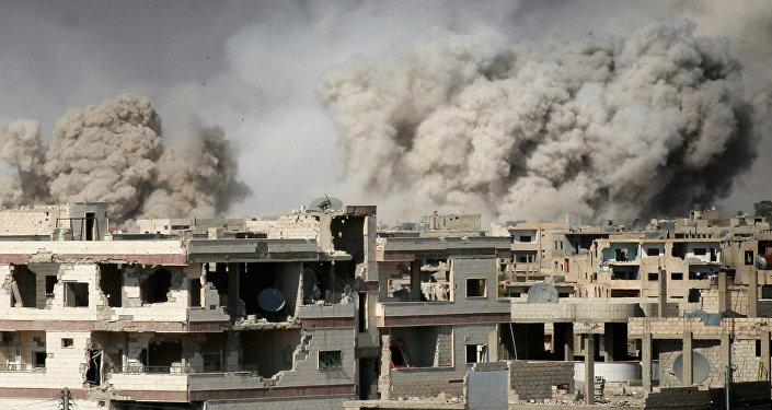 Бои с ИГ в Сирии