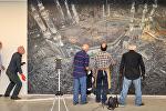 Выставка в Национальной галерее имени Дмитрия Шеварднадзе