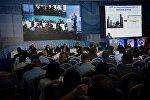 Участники международной конференции ВТО