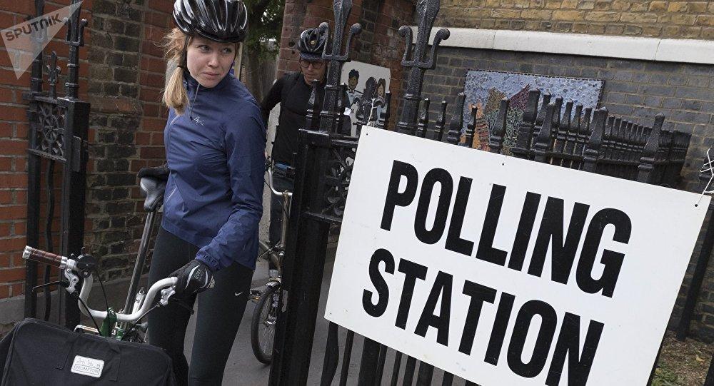 საპარლამენტო არჩევნები დიდ ბრიტანეთში