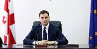 Бывший первый заместитель главы МВД Грузии Бесик Амиранашвили