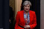 Премье-министр Великобритании Тереза Мэй