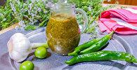 Вкусные рецепты: как приготовить соус ткемали
