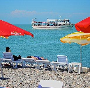 Черноморское побережье Грузии