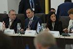 Делегация Грузии участвовала на ежегодной встрече ВБ и МВФ