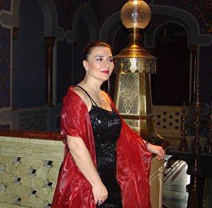 Нана Кавтарашвили - грузинская оперная певица
