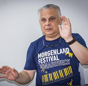 Джазовый музыкант Салман Гамбаров