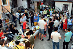 Batumi Dvor Party: веселое застолье в духе старого батумского двора