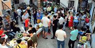 Batumi Dvor Party: მხიარული ქეიფი ძველი ბათუმური ეზოს სტილში