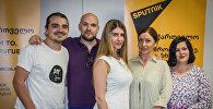 Пресс-конференция Харьковского театра DIY