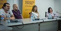 Встречи в Тбилиси: театры Тбилиси и Харькова сделали совместный проект
