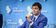Бывший заместитель главного прокурора Грузии Давид Сакварелидзе