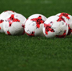 Мячи Krasava, архивное фото