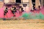 Антитеррористические учения прошли в Грузии