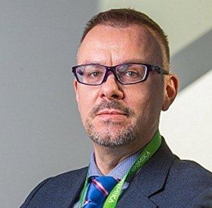Заместитель генерального комиссара Россия на ЭКСПО-2017 Антон Атрашкин