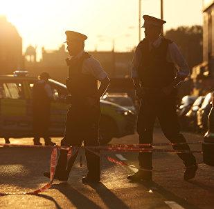 პოლიცია ლონდონში