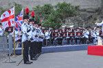 Сулико на британский лад: военные оркестры исполнили известную песню