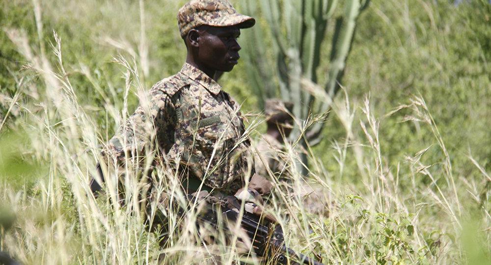სამხედრო პატრული კონგოში