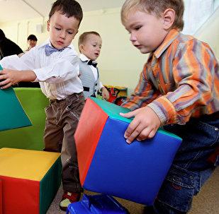 Новый современный детский сад