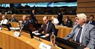 Михаил Джанелидзе на министериале Восточного партнерства
