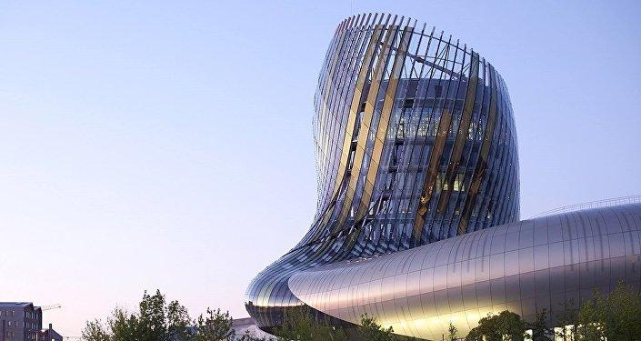 ღვინის მსოფლიო ცივილიზაციის ცენტრი ბორდოში