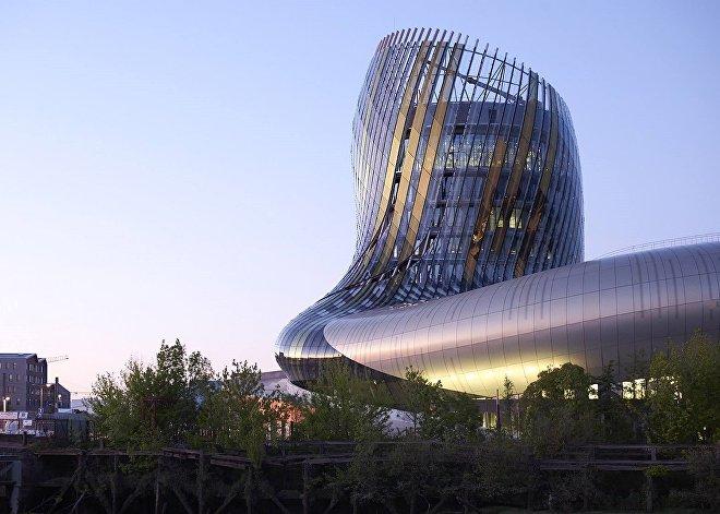 Центр мировой цивилизации вина в Бордо