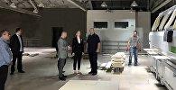 В Тбилиси открылся новый тренинг-центр для студентов
