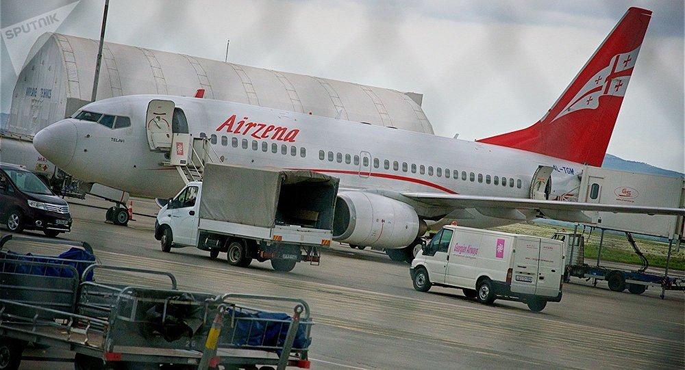Ограничение полетов в РФ: Georgian Airways перераспределит пассажиров